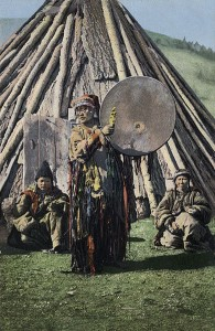 File:SB - Altay shaman with gong.jpg