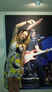 my air guitar