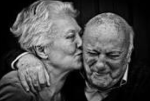 old couple photo