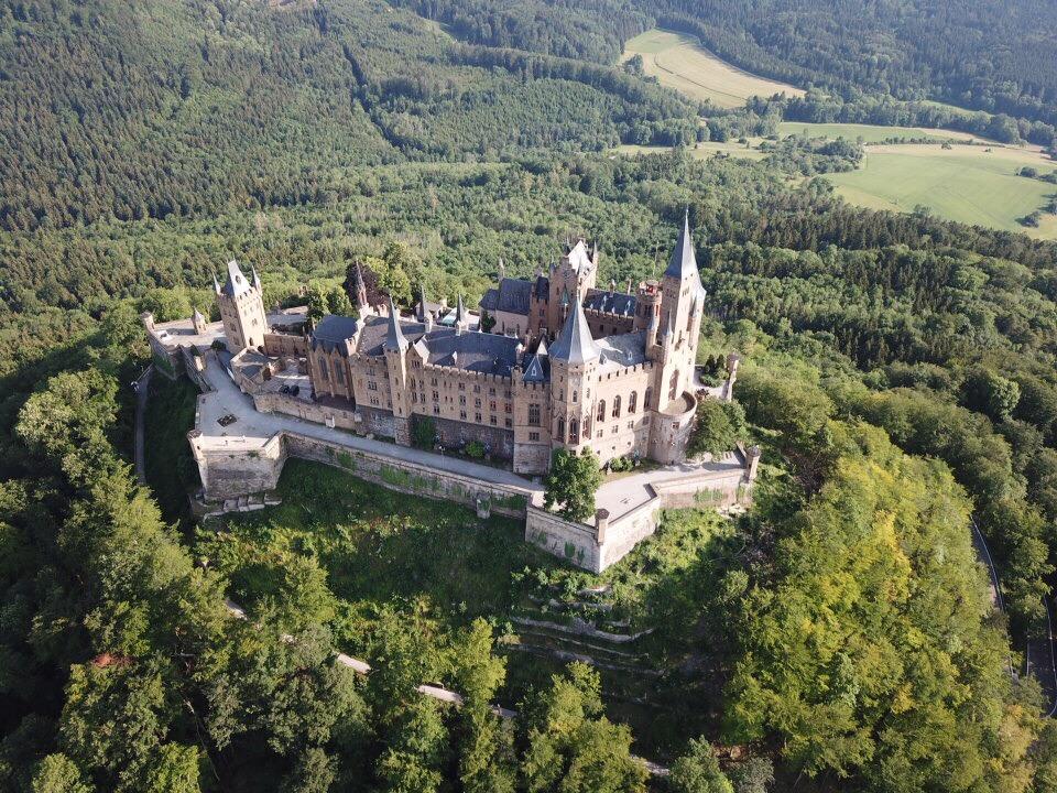 Burg Hohenzollern Also Known As Hohenzollern Castle Sarah Gerdes